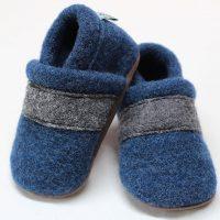 Walkschuhe blau/grau